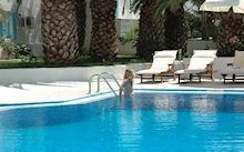 Sagterra in Naxos stad